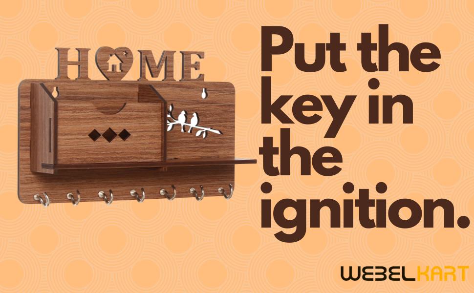 Key holder for home