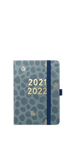 Boxclever Press Enjoy Everyday Academic A6 2022