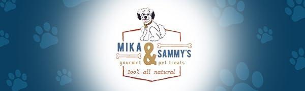 Mika amp; Sammy's Gourmet Pet Treats 100% All Natural