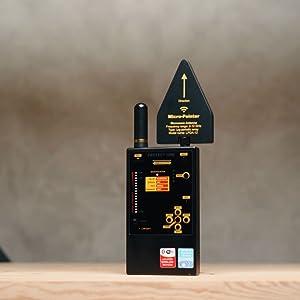 DD1206 Hidden Bug Detector Scanner