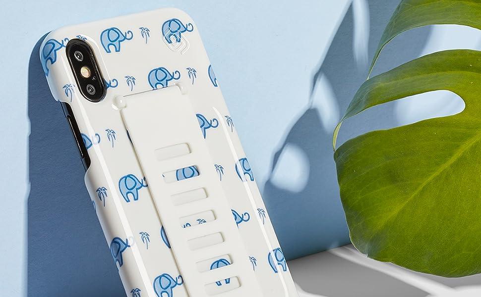 blue, elephant, case