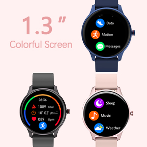 smartwatch wearable display heart rate monitors smart watch for iphone compatible google watch