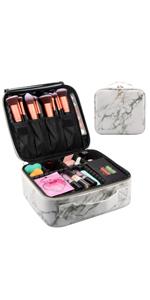 small makeup case pink