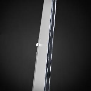 Coupe trapézoïdale des bords