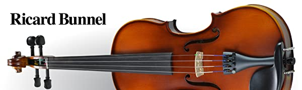 Ricard Bunnel Violins