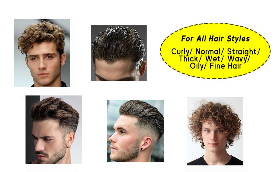 hair brush men