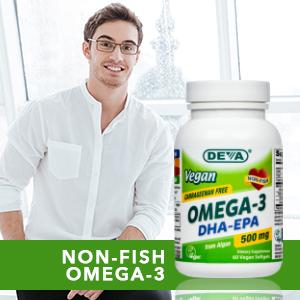 Non Fish Omega 3