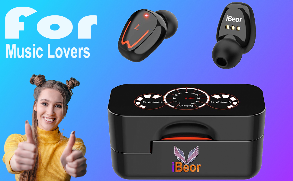 iBeor T3030 Earbuds Pro Airbuds earphone headset