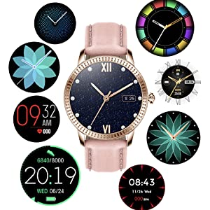 smart watches for women many watch face