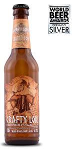 Wacken Brauerei Weizendoppelbock - Pack de cervezas caseras - 18 botellas de 0,33 l de cerveza de trigo - La cerveza de los dioses - Oro en el International Beer Award: Amazon.es: Alimentación y bebidas