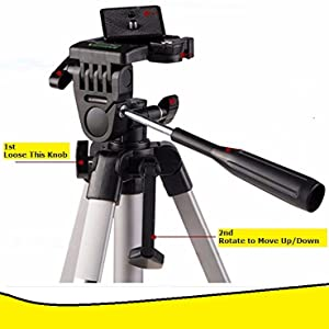 TRIPOD STAND FOR BEAUTY PARLOR 9 FEET HAIRSTYLE SALOON SPA BRIDAL MAKEUP TUTORIAL LIVE CLASS