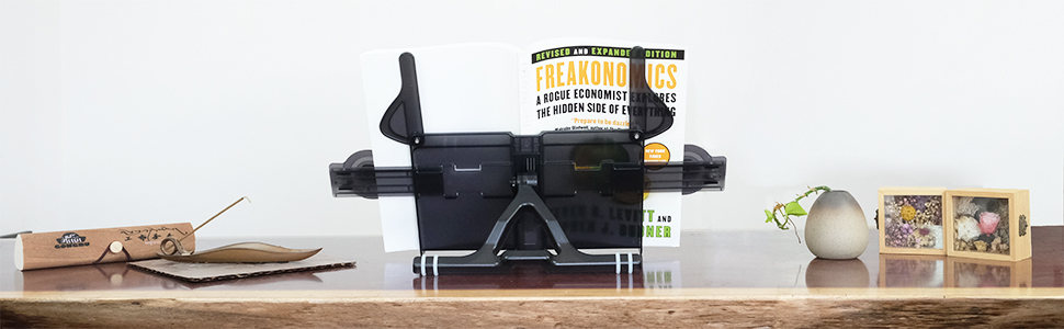 Book Holders for Reading Hands Free Make your reading more health and comfortable
