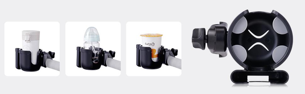 universal cup holder for stroller