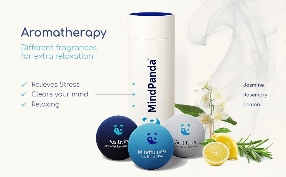 destressing scented therapeutic