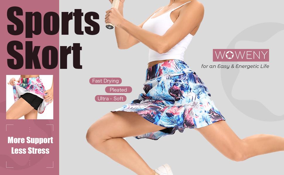 Sports Skort
