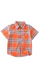 Boys Plaid Shirts