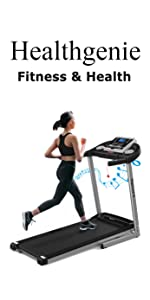 Folding Treadmill for Home Workouts