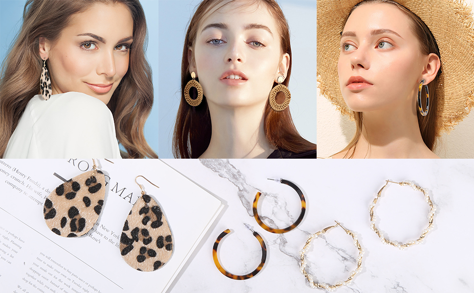 Gold Fashion Exquisite Pearl Geometric Earrings Chic Valentine/'s Day Girlfriend Gifts Dangle Drops Delicate Personality Accessories Earrings