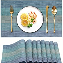 Tablemats 1