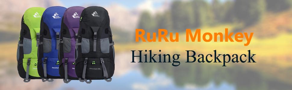 hiking bacpack