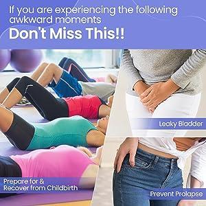 improve bladder control