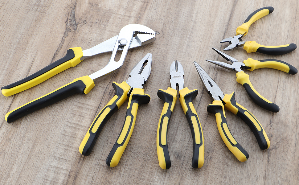 pliers set tool kit
