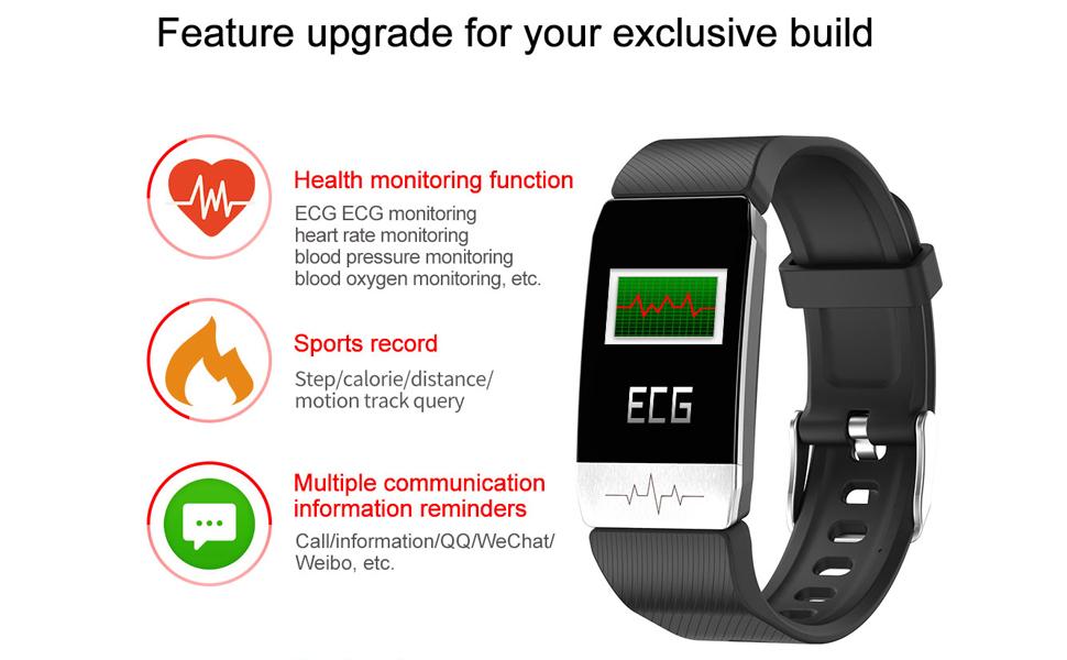 T1 Health Smart Watch