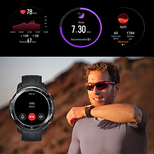 heart rate monitor sleep monitor SpO2 monitor