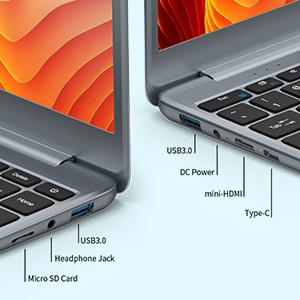 ordinateur portable clavier rétroéclairé querty