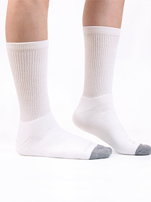 white socks men