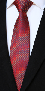 maroon tie set