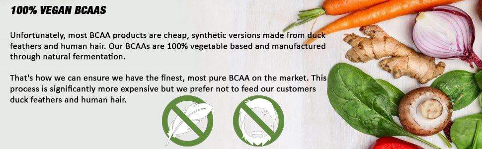 100% Vegan BCAA