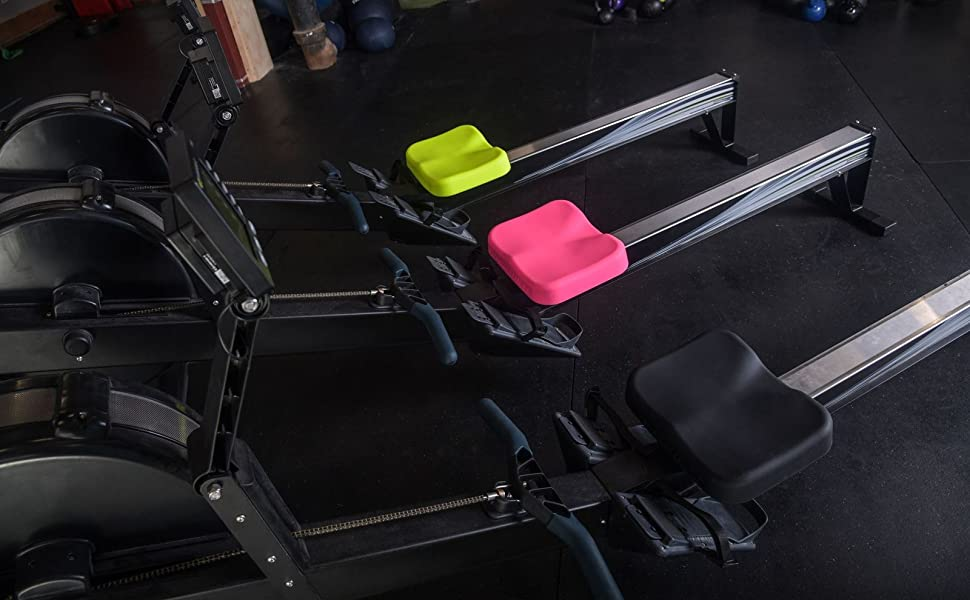 Vapor Fitness Rowing Machine Covers