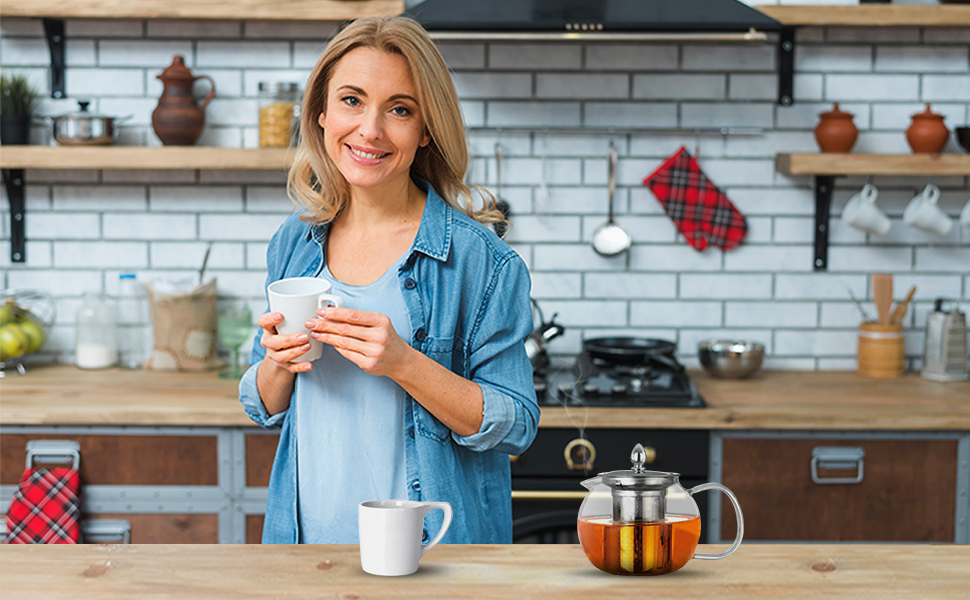 Teapot infuser