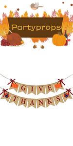 Thanksgiving Banner Photo Prop Fall Decor Thanksgiving Decor BLESSED Banner Rustic Burlap Banner Christmas Banner Holiday Banner
