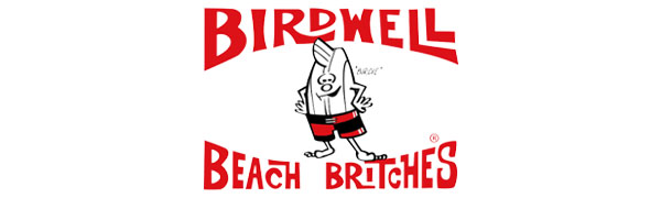 birdwell womens board shorts logo