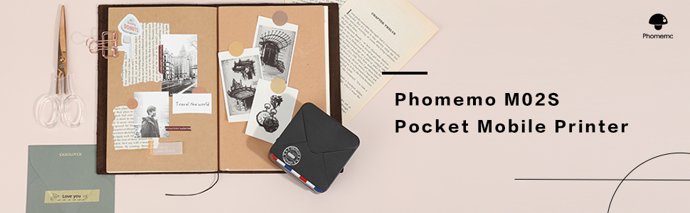 phomemo m02s printer