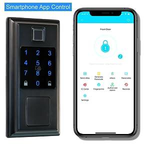 Smartphone App Control