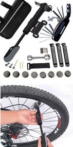 DAWAY A35 Bike Tyre Repair Tool Kit