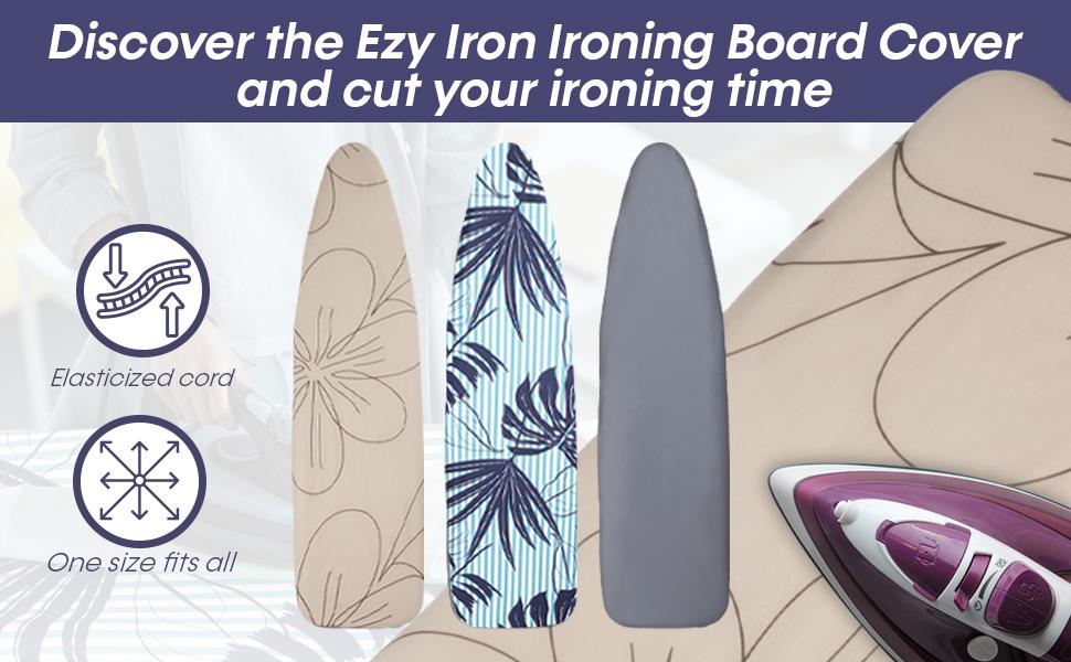 ironing, large, standard size, thick