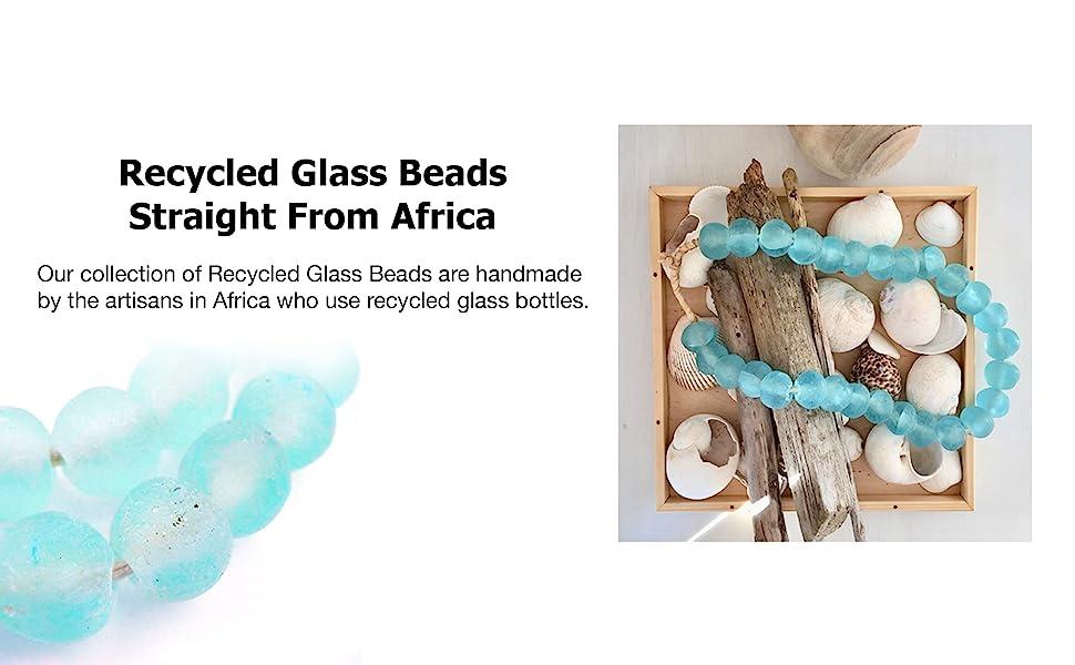 african beads, glass beads, jewelry beads, african trade beads, bone beads, white bone beads