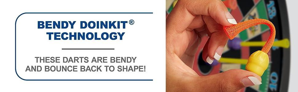 Hand Bending Dart