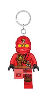 LEGO Ninjago Classic Kai Key Light keychain