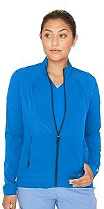 model wearing Barco One Women's Endure Jacket (5405)