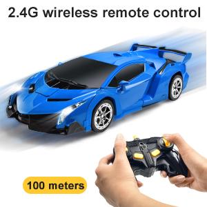 RC Transformer Robot Car
