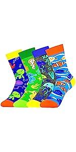 sea animal socks