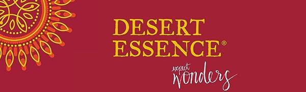 Deesert Essence Logo, Expect Wonders