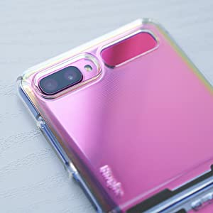 Ringke Slim Funda Diseñada para Galaxy Z Flip (2020)