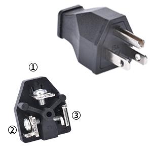 extension cord plug