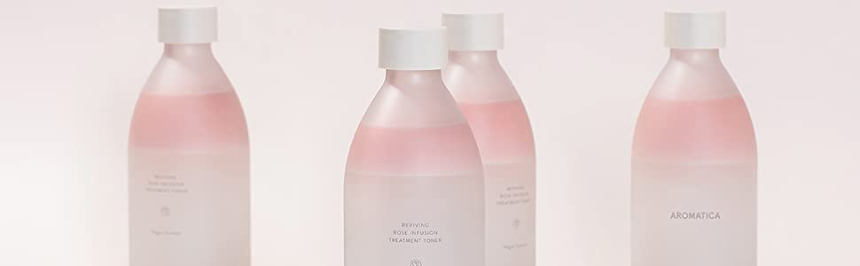 Powerful Hydration-Charge with Rose Water and Rose Essential Oil